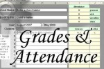 2007 Excel Grades and Attendance
