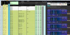 Work on V Planner V3