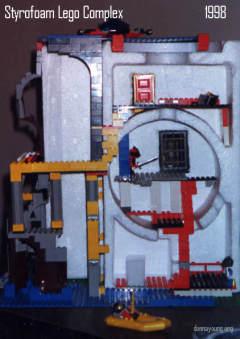 Styrofoam Lego Complex