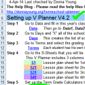 Which V Planner am I Using?
