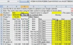 How to Add the Google Calendar Add On