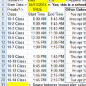 How to use the Google Calendar Add On