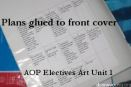 AOP Art Lesson Plans for Unit One
