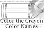 Coloring and Writing a Color Name