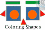 Shapes: Drawing, Coloring, Cutting, Pasting