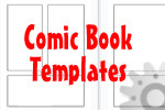 Blank Comic Strips - Draw Your Own Comic Strips!