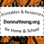 Printables and Resources for Home and School