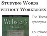 Vocabulary without Workbooks