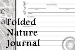 child's nature journal