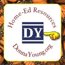 Home-Ed Resources - DonnaYoung.org