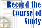 Course of Study Records