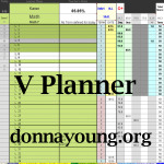 homeschool planner index