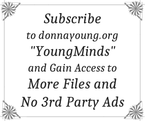 Subscribe to YoungMinds